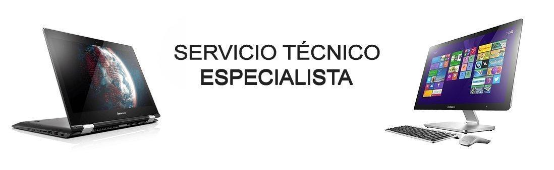 servicio tecnico especialista lenovo